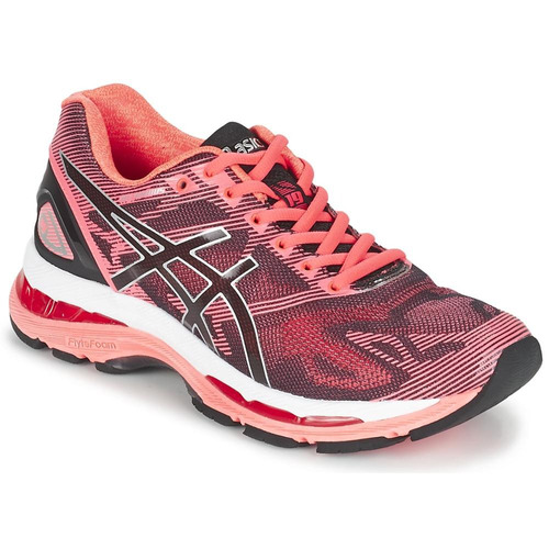Tênis Run Feminino Asics Gel Nimbus 19 T750n Coral 83afc9f17fb9e