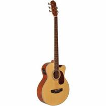 Baixolão Giannini Gba5 Ns C5 Eletroacust, 12060 Musical Sp