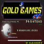 Emucon Gold Games Com Ps1 E Ps2 Com 1 Joystick