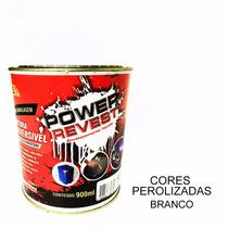 Envelopamento Liquido Power Revest - Branco Pérola Lata 1/4