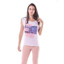 Camiseta Cetim 40 Boss Marcia Mello