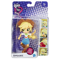 Boneca My Little Pony Equestria Girls Mini Applejack