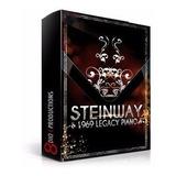 1969 Steinway Legacy Piano 8dio - Kontakt - Envio Imediato
