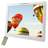 Porta Retrato Digital De 14  Powerpack Dpf-1418  Usb Hdmi