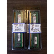 Memória Ram 512mb Kingston Ddr2 533 Kvr533d2n4/512 - 2unid.