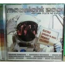 Cd Moonight 2001* Eletro/drum