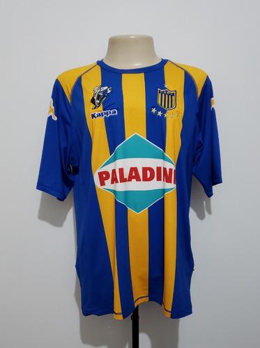 e4cb1b534a Camisa Oficial Rosario Central Argentina 2006 Home Kappa Gg