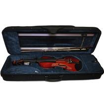 Violino Guarneri 4/4 Antique Super Luxo Completo Com Case