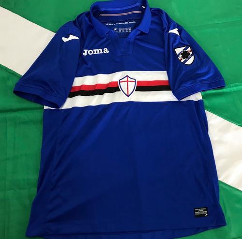 bfc5894e4d Camisa Oficial Joma Sampdoria 2017 Gg