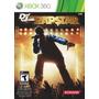 Jogo Def Jam Rapstar Original Para Xbox 360 A6441