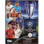 Álbum Uefa Champions League 2015/2016 Completo Para Colar