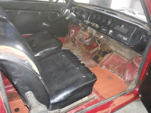 CORCEL 1 GT XP 1971