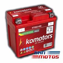 Bateria Moto Htz6 Bros Titan150mix Xre300 Crf230 Igual Helia