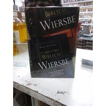 Comentário Bíblico Wiersbe 2 Volumes Ant E Nv Testamento