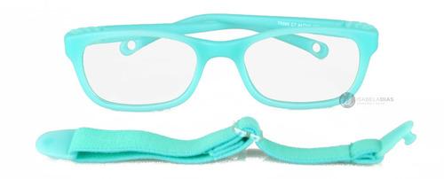 133c92de3 Armação Óculos Grau Infantil Flexivel Tr90 3-8 Anos Mas Femi R$78.99 ...
