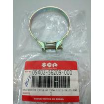 Braçadeira Caixa De Ar Gsx750w Intruder 125 Yes 125 Original