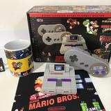 Mini Super Nintendo Retro 10.000 Jogos E 2 Controles