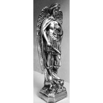 Estatua Imagem São Miguel Arcanjo 60cm 12x S/ Juros