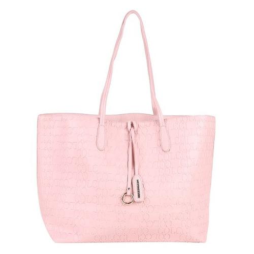 a1dbf66de Bolsa Colcci Tote Shopper Feminina - Rosa Claro