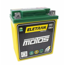 Bateria Moto Eletran Kasinski Seta125/flash150 - Dafra Speed