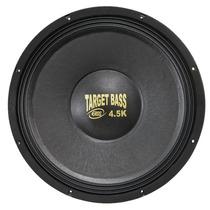 Alto Falante Eros E-15 Target Bass 4.5k 15 Polegadas 2250 W