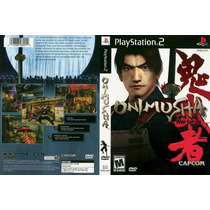 Playstation 2 - Onimusha { Original }