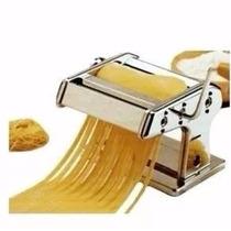 Maquina De Macarrão Massa Espaguete Hercules Aço Inox Pm30