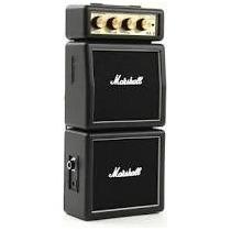 Mini Amplificador Guitarra Marshall Ms4 Micro Amp Portátil
