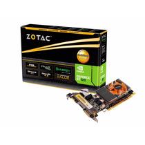 Placa De Vídeo Zotac Geforce Gt610 1gb Ddr3 64bit Com Cooler