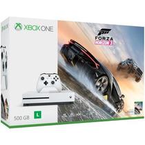 Console Xbox One S - Forza Horizon 3 - 500gb