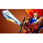 Espada Thundercats Funcional Anime Desenho Aço Corte Video