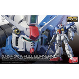 Gundam Rg 1/144 Full Burnern Bandai 12x