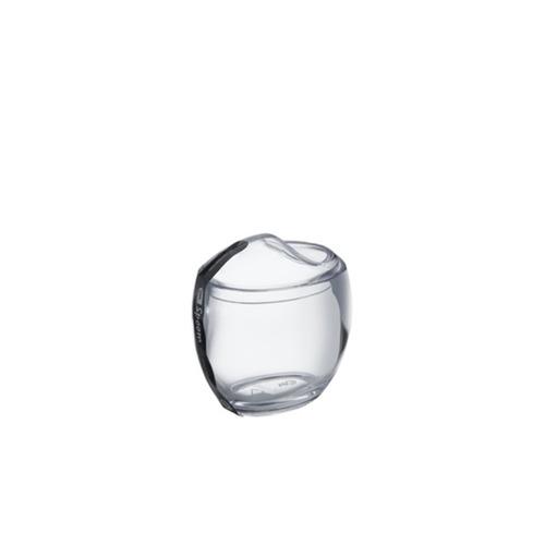 Porta Algodão Com Tampa Spoom Cristal Ref: 20861 / 0009