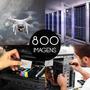 Banco De Imagens Tecnologia Informática Suporte Ti Drone Uhq