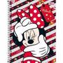 Kit C/ 4 Cadernos Da Minnie Disney Tilibra 2016 Sortido
