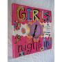 Livro Girls Night In 21 Spinner Games Ingles Juvenil