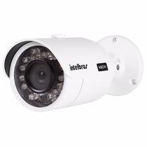 Câmera Bullet Intelbras Hdcvi 1.0m 720p 3.6m 30mts Vhd 3130b