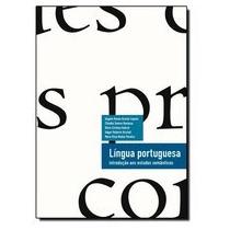 Livro Língua Portuguesa: Introdução Aos Estudos Semânticos.