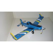 Maquete Em Resina Avião Emb-202a Ipanema Reboque - Fab
