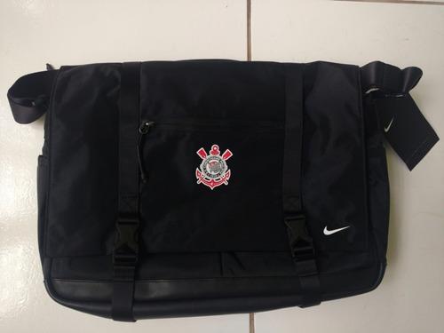 ac6ea8a16 Mochila Mala Bolsa Nike Corinthians Jogador Jogo Camisa. R  650