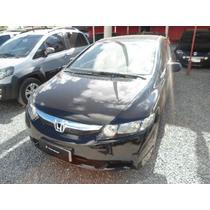 Honda Civic 1.8 Lxs 16v Flex 4p Automático 2007/2008