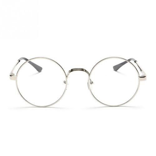3234e51f8 Armação De Óculos D Grau Metal Redondo Masculino Feminino Bp. R$ 39.99