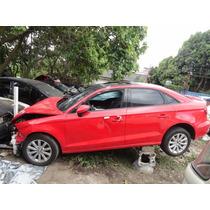 Audi A3 Ano 2015 Sucata Para Peças