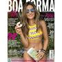 Revista Boa Forma Sabrina Sato = Marco 2015 N# 341 Lacrada!