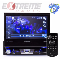 Dvd Player Pioneer Avh-x7780tv Tv Digital Som Tela Retrátil