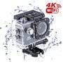 Action Câmera Hd 4k Go Esporte  Pro Wi fi Prova D'agua 1080p