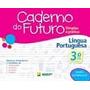 Kit Caderno Do Futuro Ling Por, Mat, Cien, Hist E Geo 3ª Ano