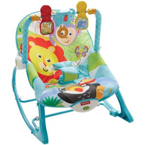 Fisher-price Cadeira Balanco Tucano