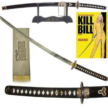 Espada Katana Samurai Do Filme Kill Bill Hattori Hanzo