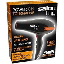 Secador Prof 2300w Power Tourmaline Íon Salon Line